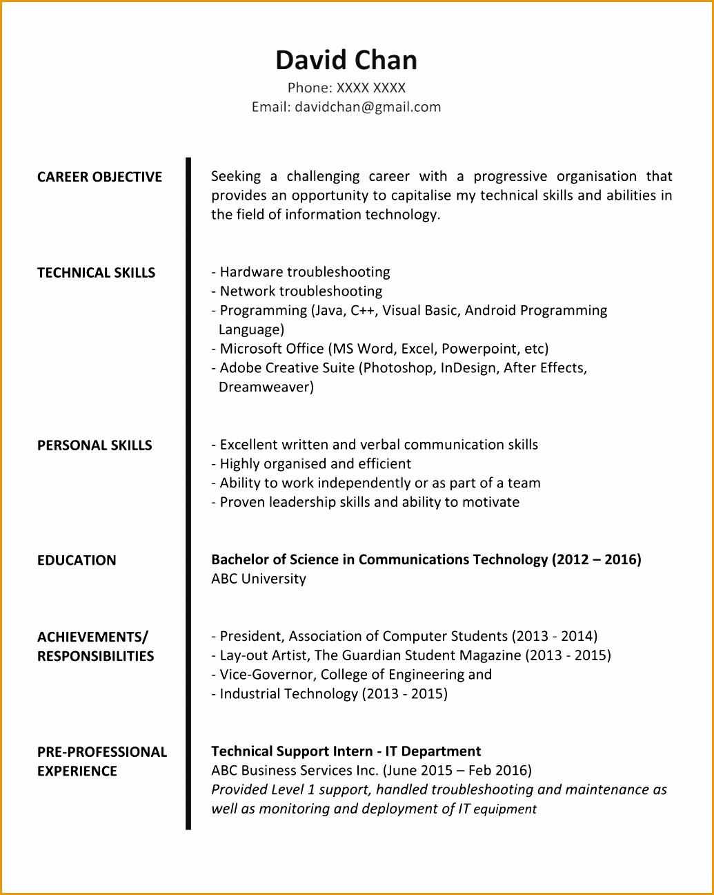 fg resume 1p 2