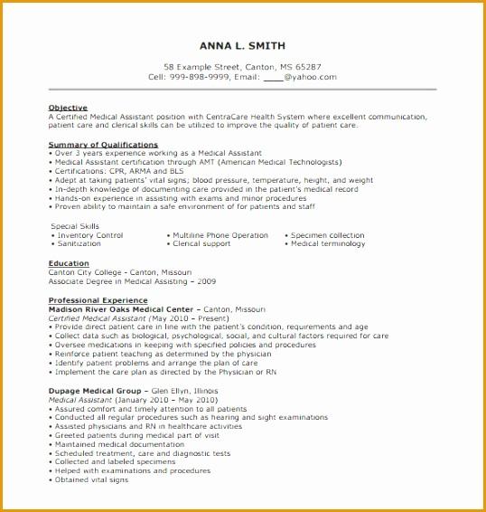 Free Medical Resume Templates medical resume template resume sample curriculum vitae template carpinteria rural friedrich free566538