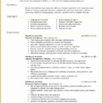 6 Resume Sample Warehouse Worker