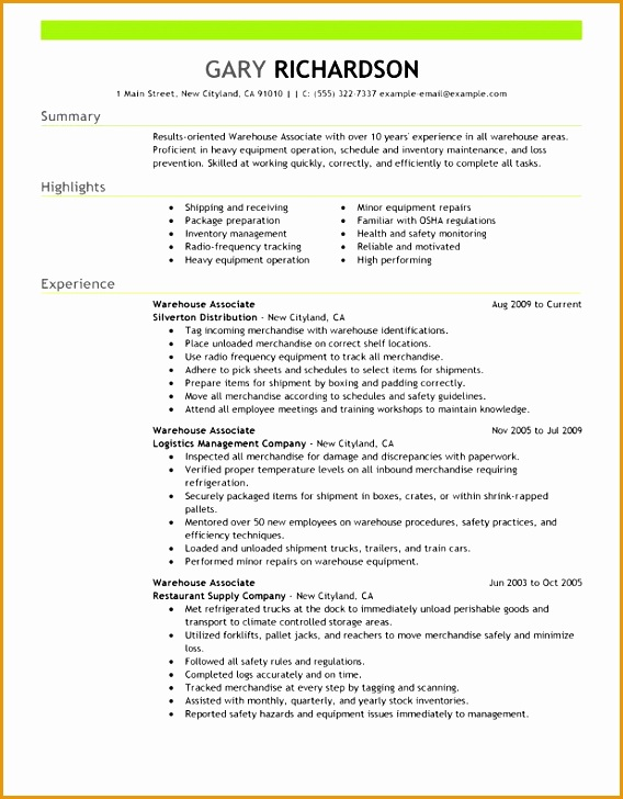 warehouse associate maintenance and janitorial