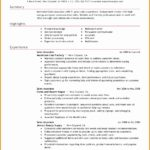 5 Sales associate Resume Example