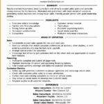 9 Sales Consultant Resume