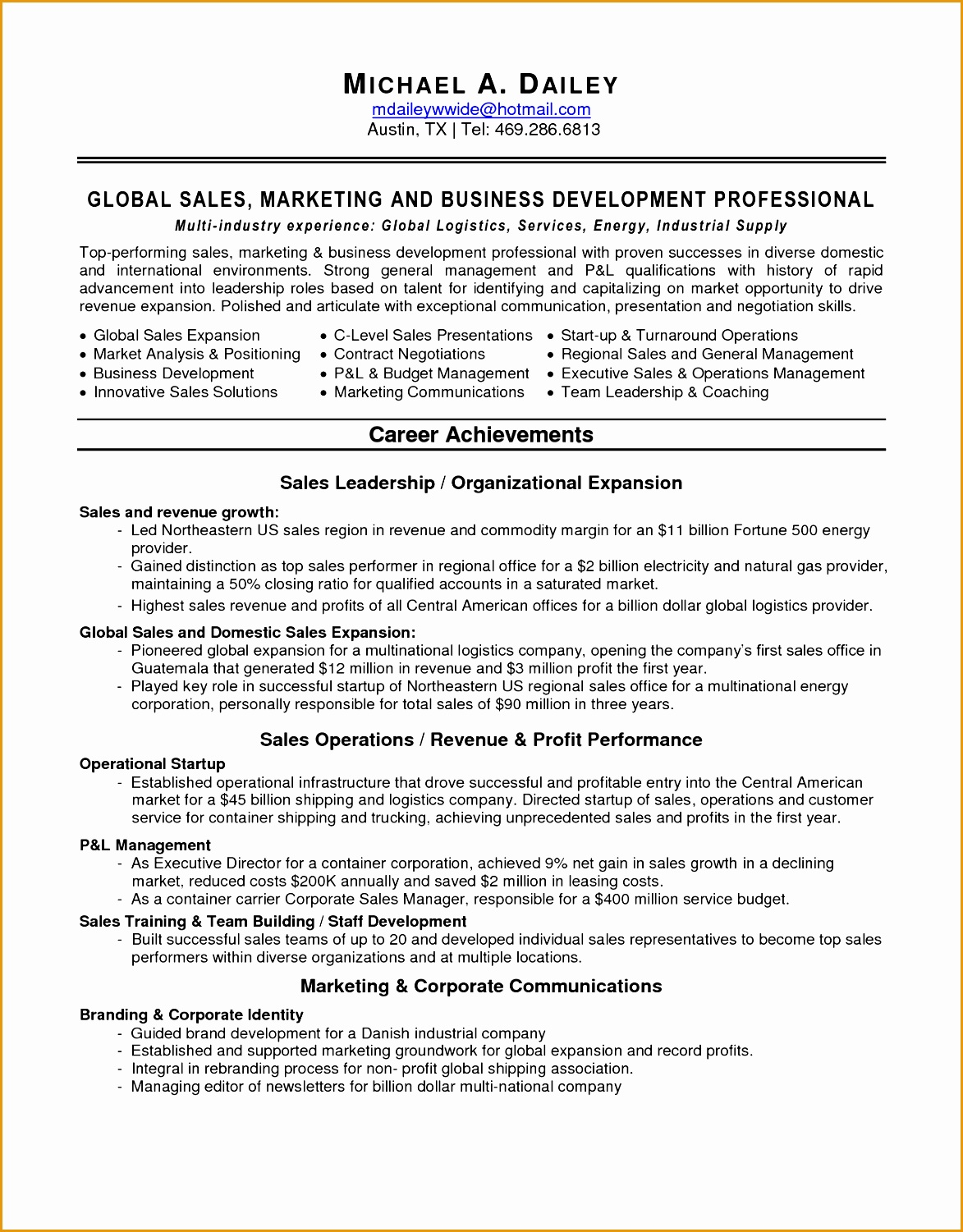 Template Template College Sales And Marketing Resume Sample Seductive Chronological Resume Example Marketing Salessales and marketing15011173