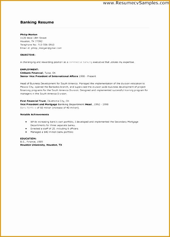 7 sample cover letter for bank teller position