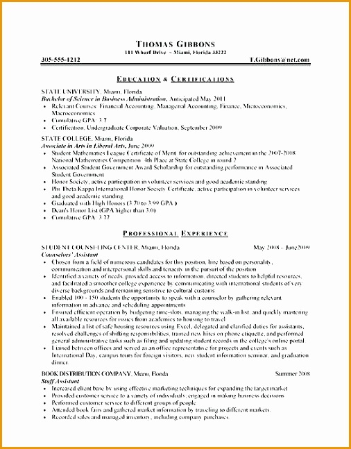 Sample Internship Resume For College Students Internship Resume Example Sample Sample Resume Internship College Students Sample Internship Resume647506