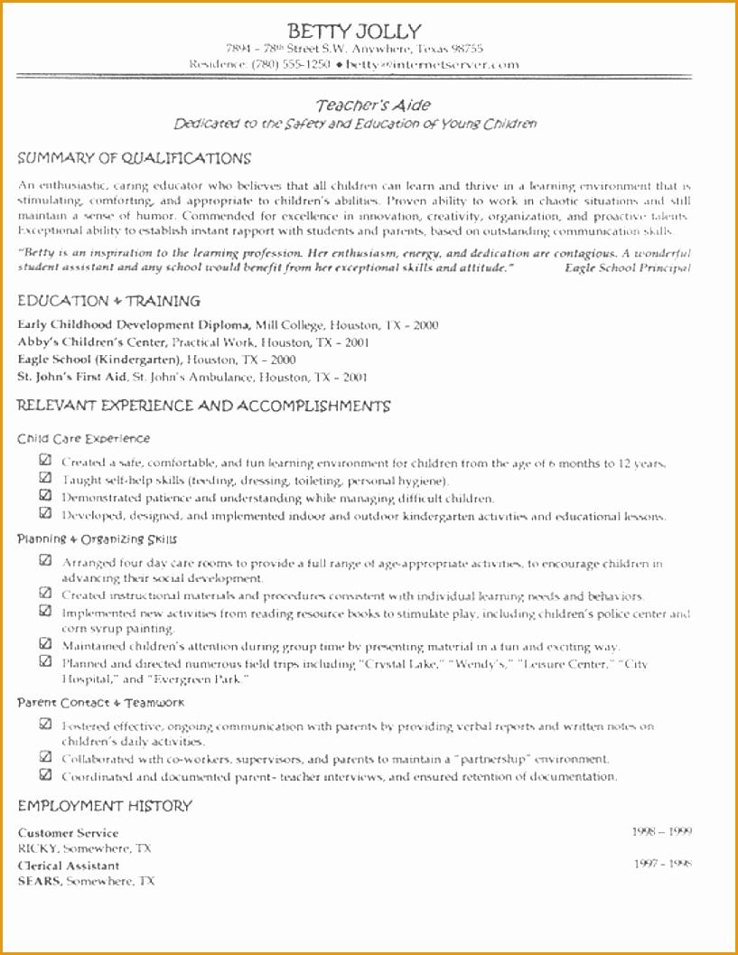 7 resume no experience free sles exles