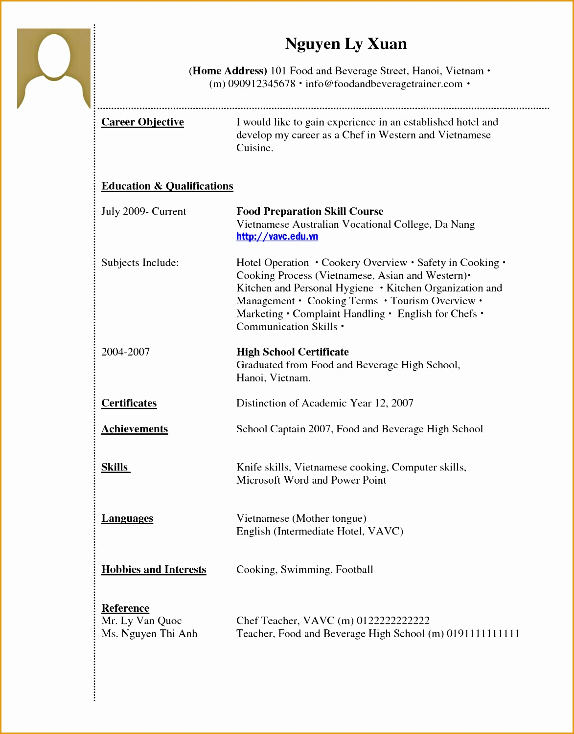 first time resume templates resume format pdf