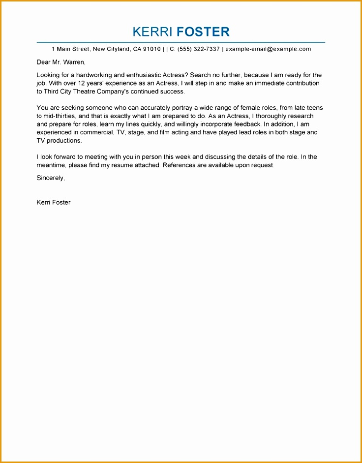 actoractrees cover letter sample941736