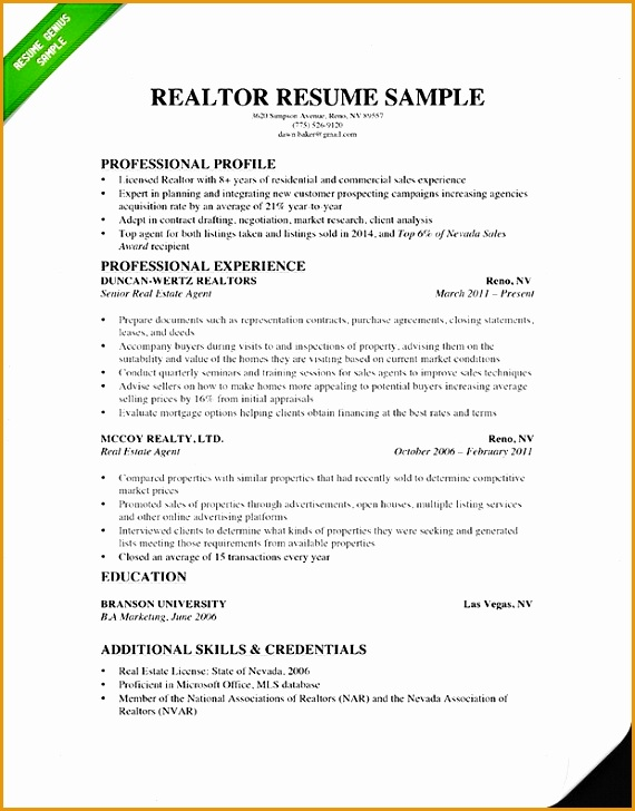 realtor job description for resume728570