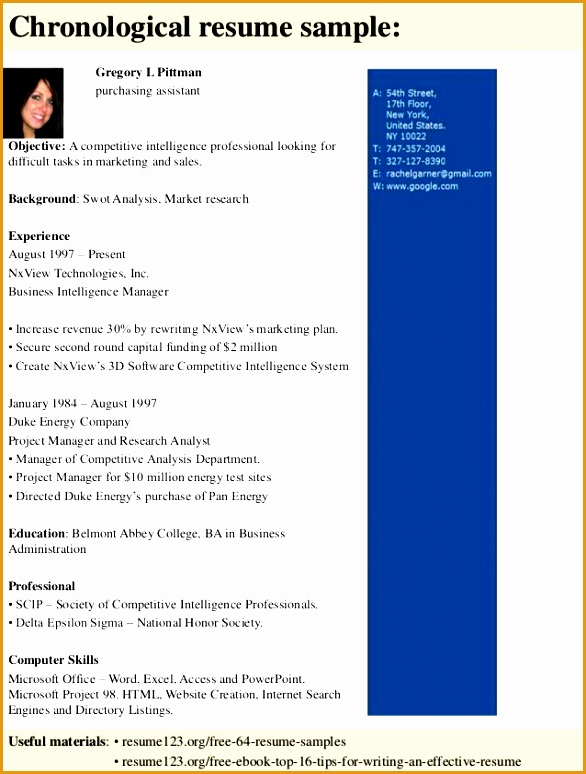 top 8 purchasing assistant resume samples774586