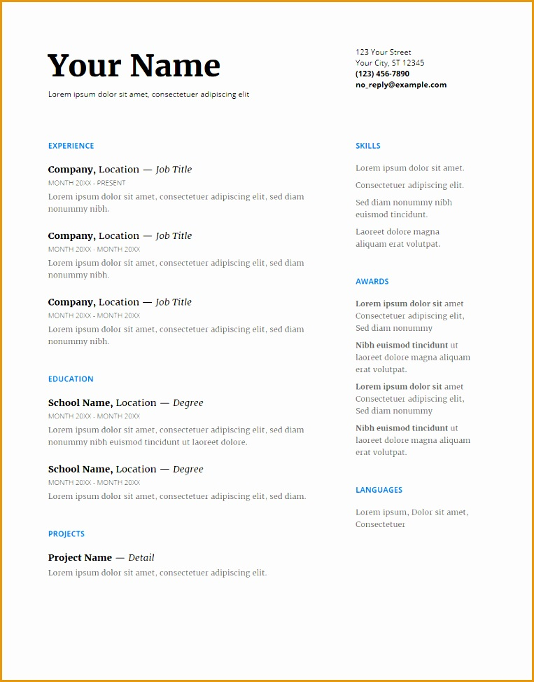9 bartender manager resume sample