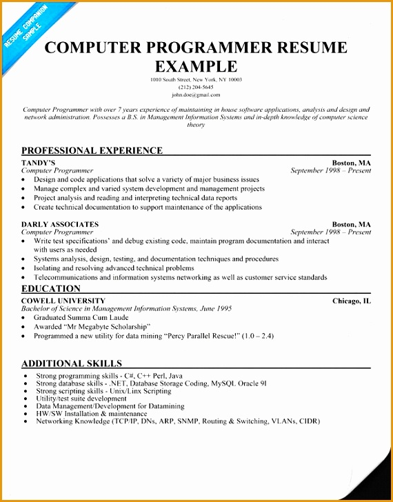 puter programmer job description resume728570