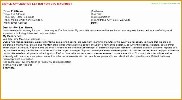 5 cover letter format for resume