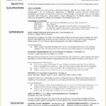 5 Cover Letter format for Resume
