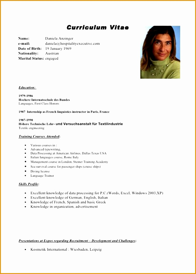 cv english example australia sample customer service resume english resume template937669