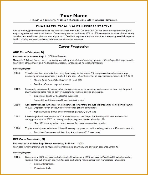resume sales representative job description sample669563