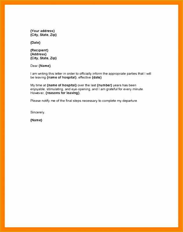 resignation format with one month notice simple resignation letter 1 month notice doctor hospital resignation letter 1 png798631