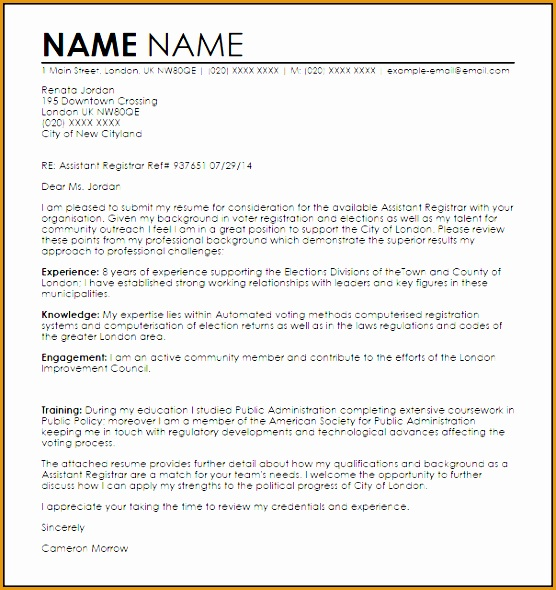 7 example for hospital administration resume