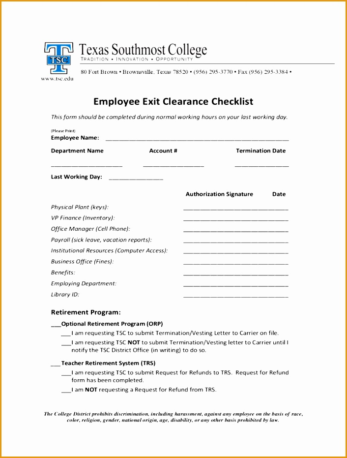 employee exit clearance checklist931706