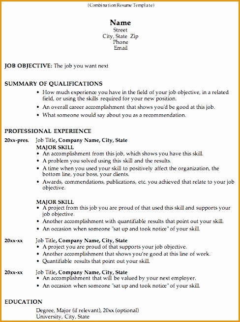 definition of resume template654488