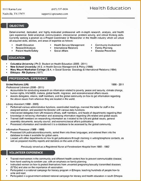 resume samples720563