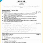 6 Health Care Administration Resume