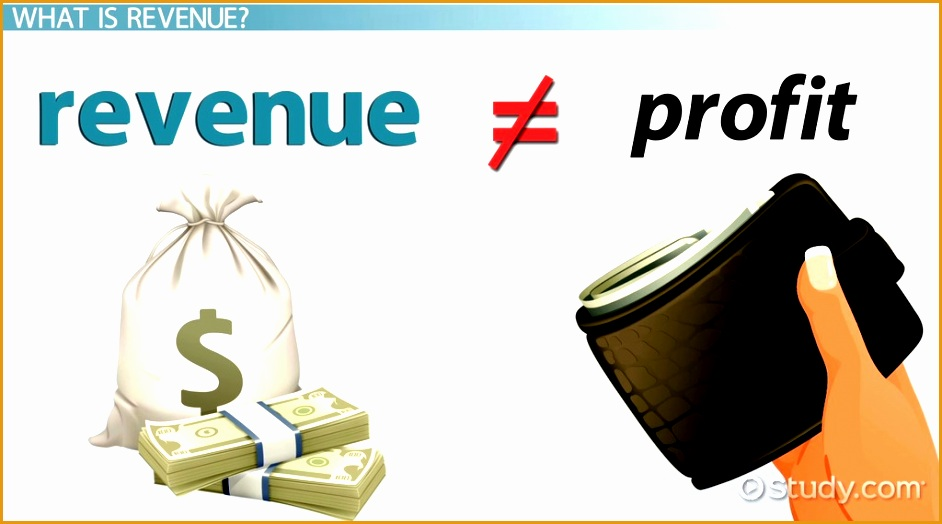 what is revenue definition lesson quiz524942