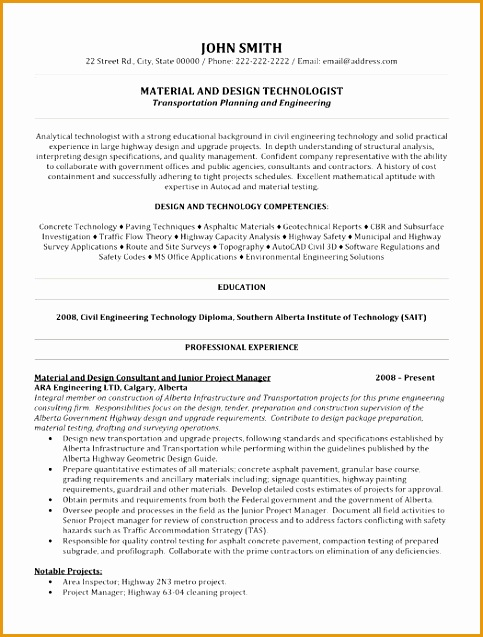 best engineering resume templates samples637483