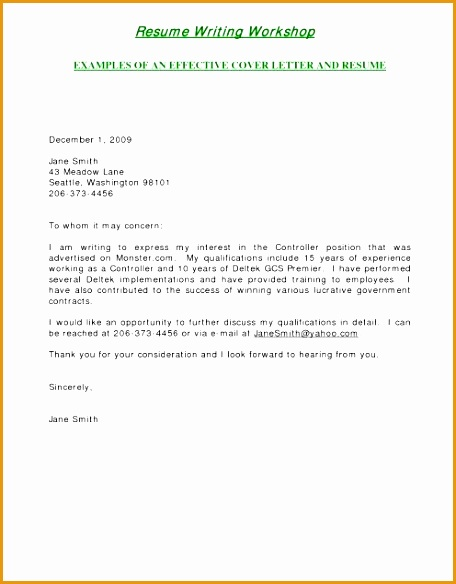 short cover letter sample584456