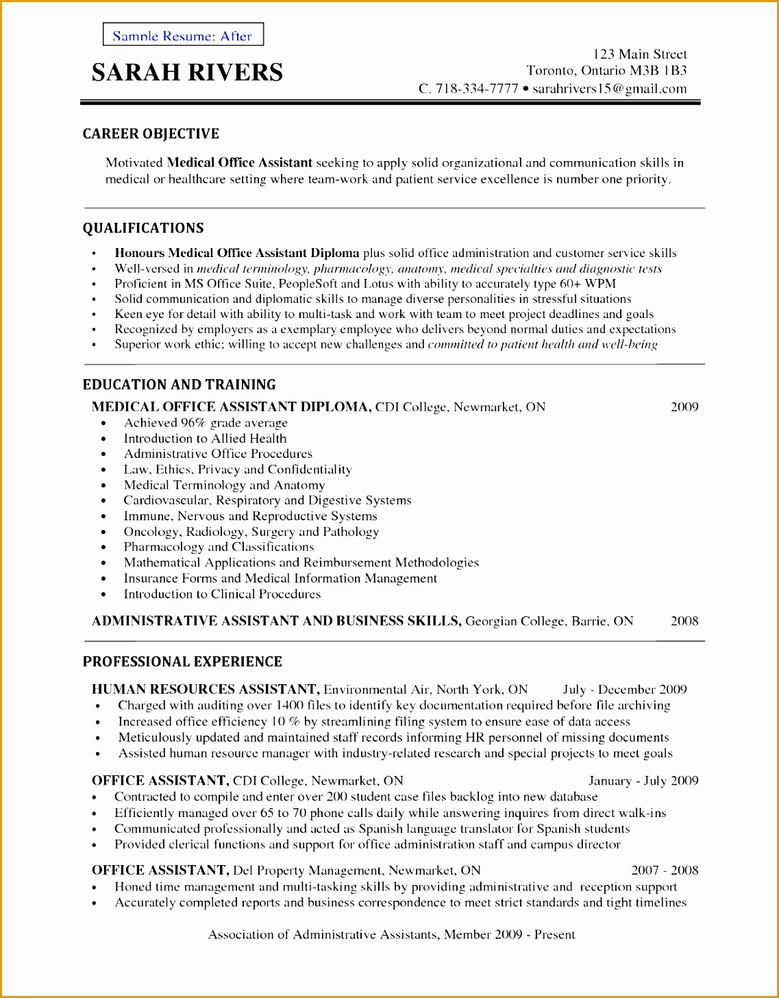 top resume objective statements14561137