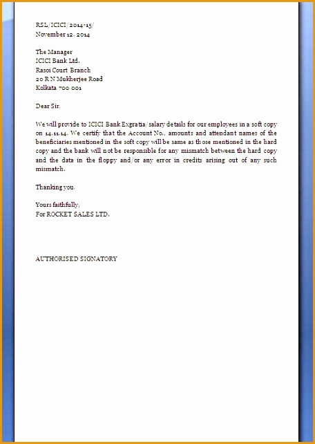 letter to bank for non responsibility642456