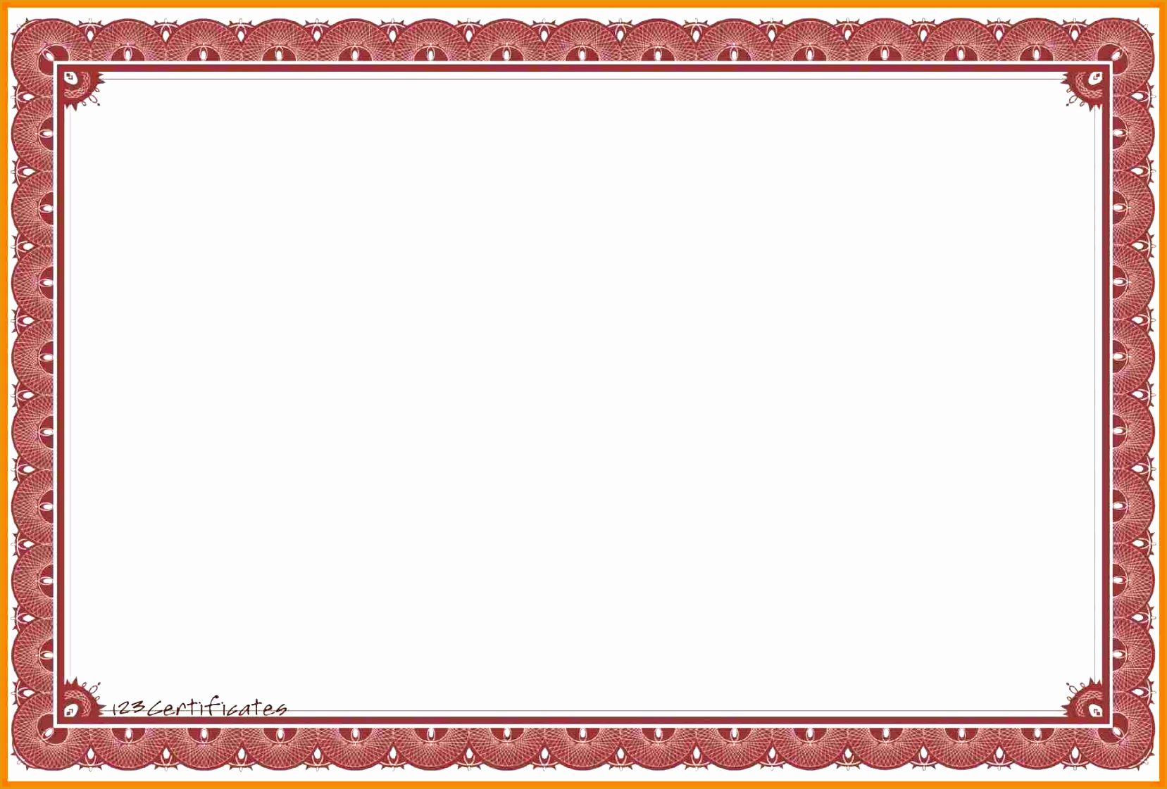 4 certificate frame png11211657