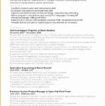 9 Manufacturing Engineer Resume