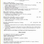 4 Mechanical Technician Resume Sample