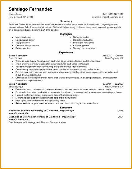 8 media production resume sample