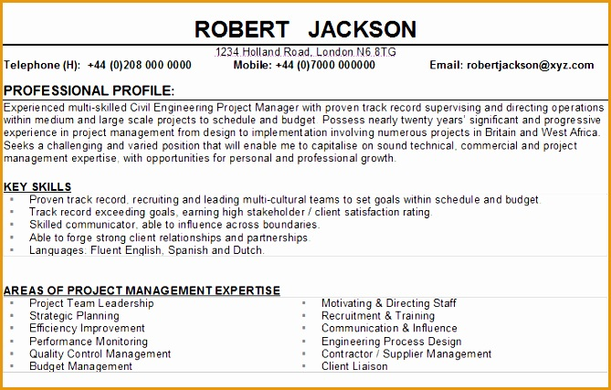 7 Medical Doctor Curriculum Vitae Example Free Samples