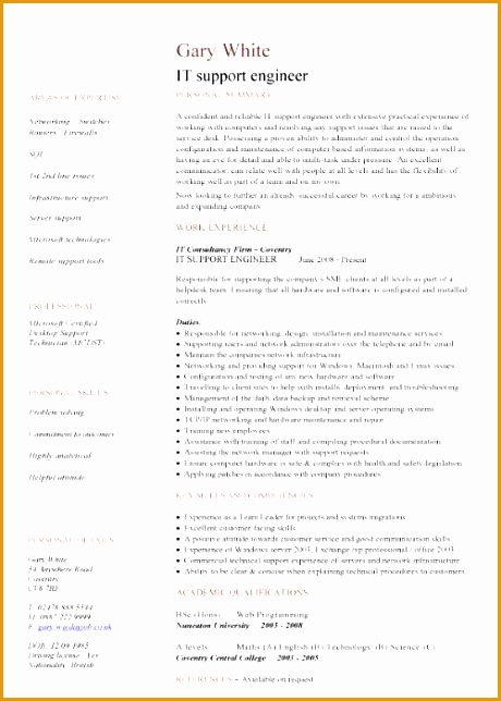 5 Network Administrator Resume Free Samples Examples