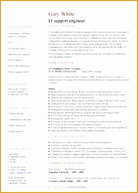 5 Network Administrator Resume