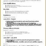 6 Personal Banker Resume Example