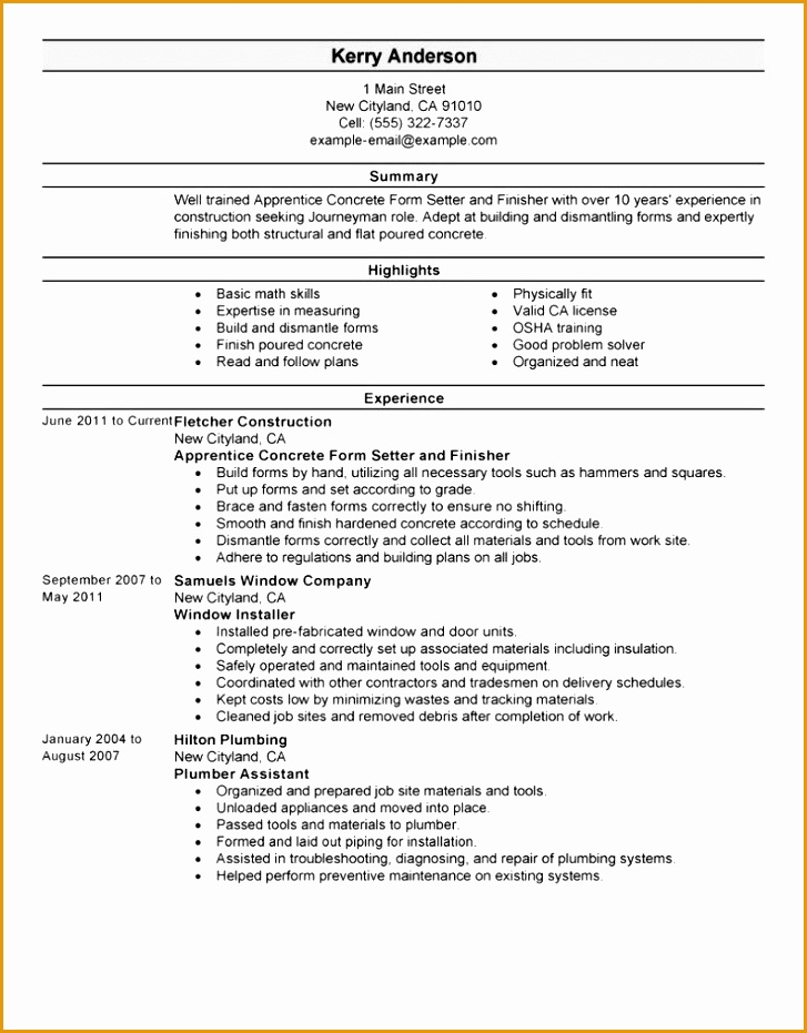 cover letter template student