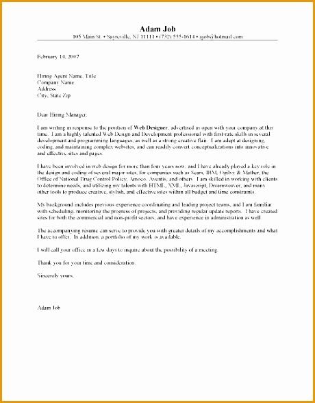 4 resume cover letter