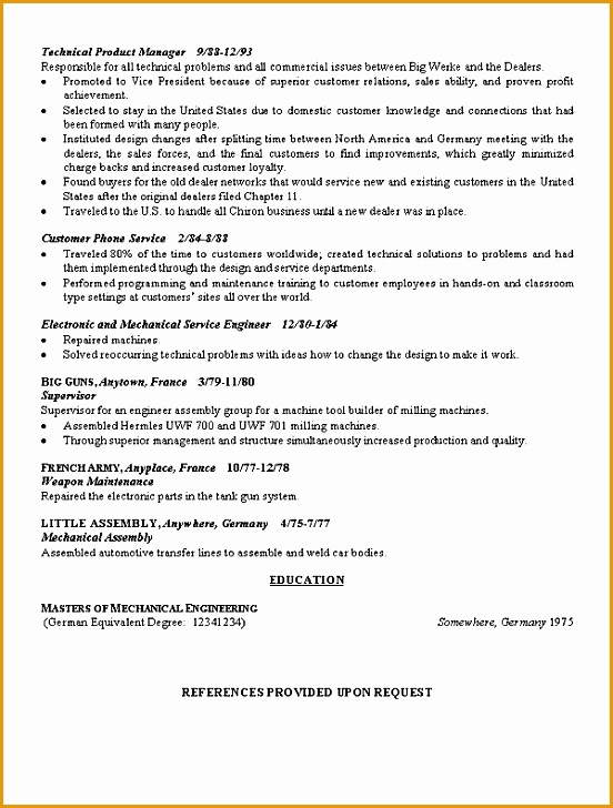 manufacturing executive resume example728552
