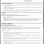 5 Resume Sample for Civil Engineer Technician