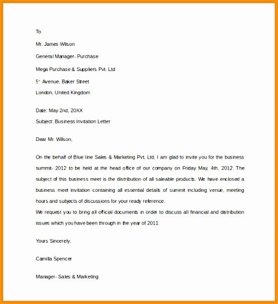 invitation letter sample604551
