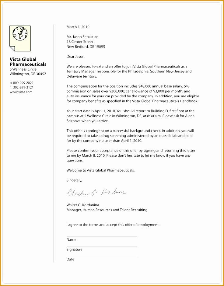 offer letter sample template940736