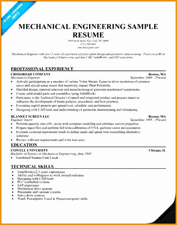 7 experienced mechanical engineer resume737579
