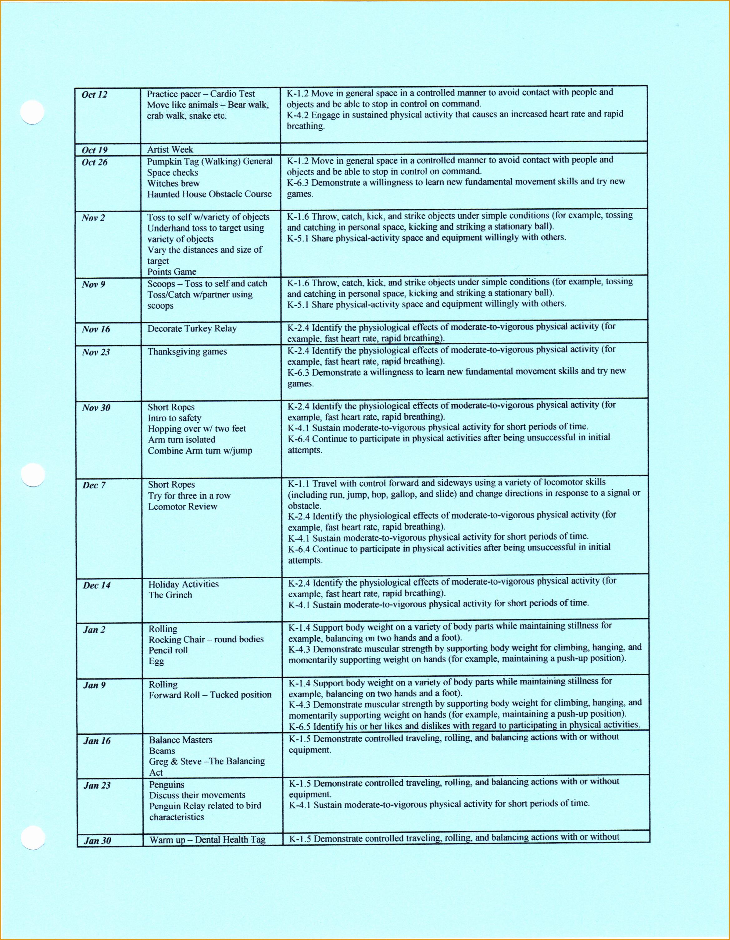 long range plan examples30092338