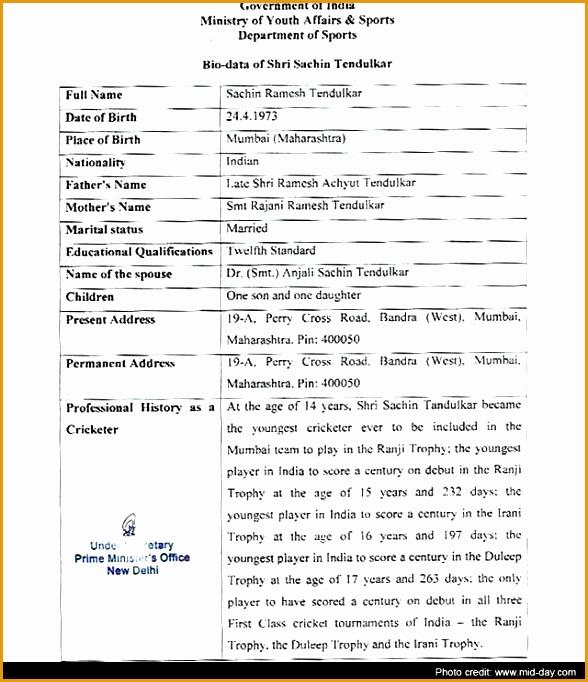 sachin tendulkars cv that got him bharat ratna682588