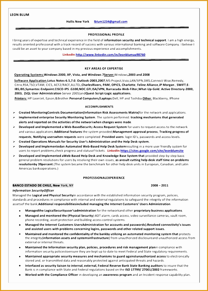 5 security officer resume objective   curruculum vitae