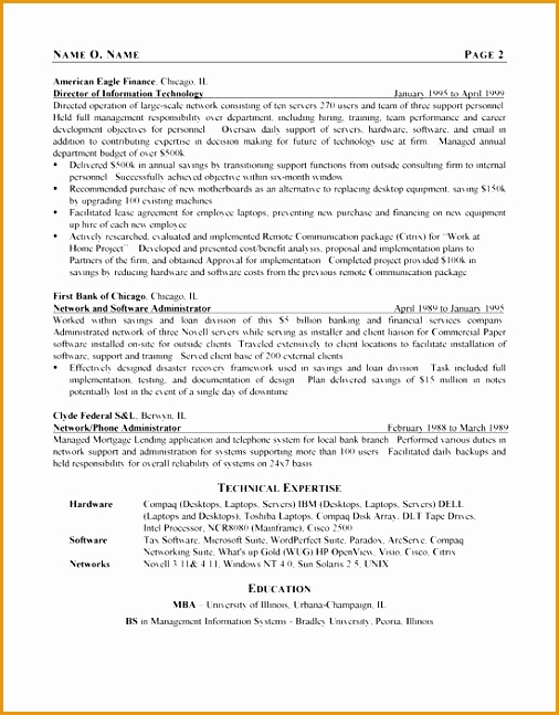 it consultant resume example647506
